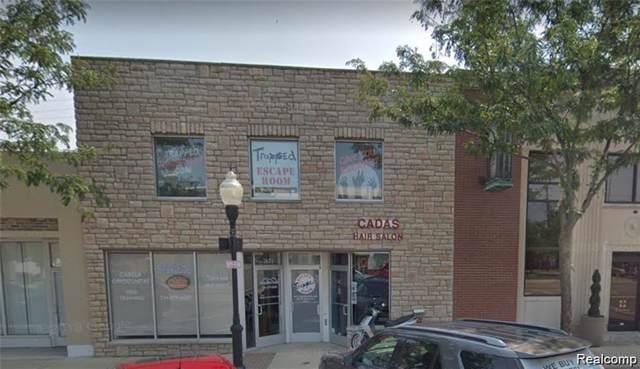 2671 W Jefferson Avenue, Trenton, MI 48183 (#219121110) :: The Mulvihill Group