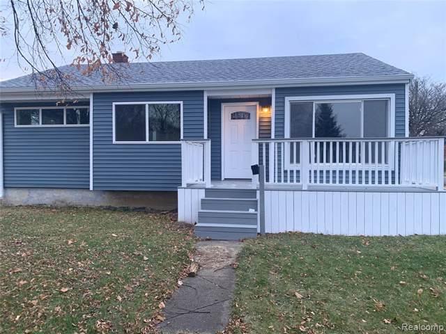 3702 Whittier Ave, Flint, MI 48506 (#219121125) :: GK Real Estate Team