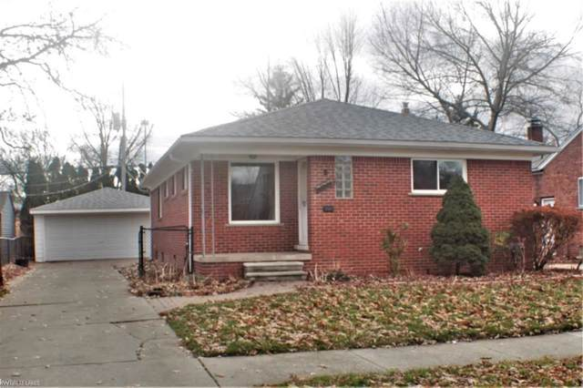 19706 Salisbury Street, Saint Clair Shores, MI 48080 (#58050001504) :: The Mulvihill Group