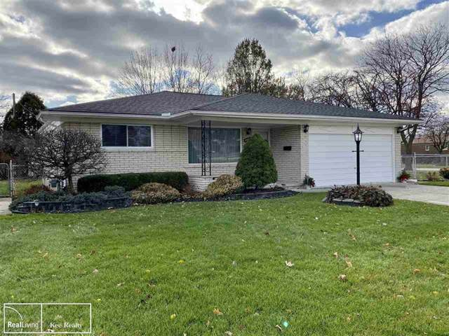 4908 Marford Dr, Sterling Heights, MI 48310 (#58050001505) :: The Mulvihill Group