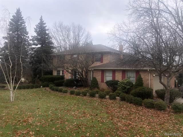 1793 N Kilburn Rd, Rochester Hills, MI 48306 (MLS #219121136) :: The John Wentworth Group