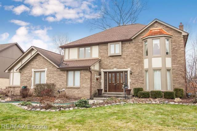56761 Copperfield Drive, Shelby Twp, MI 48316 (#219121214) :: Springview Realty