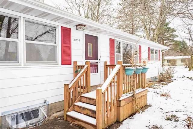 2257 W North Union, Williams Twp, MI 48611 (#61050001549) :: The Alex Nugent Team   Real Estate One