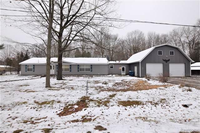 804 Deer Lane, Secord Twp, MI 48624 (#219121305) :: The Buckley Jolley Real Estate Team