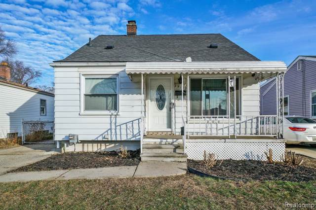 29122 Edward Avenue, Madison Heights, MI 48071 (#219121306) :: The Buckley Jolley Real Estate Team