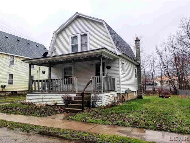 124 Sherman, Brooklyn, MI 49230 (#56050001565) :: The Alex Nugent Team | Real Estate One