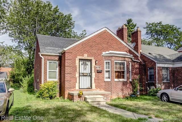 10715 Stratman Street, Detroit, MI 48224 (#219121336) :: Duneske Real Estate Advisors