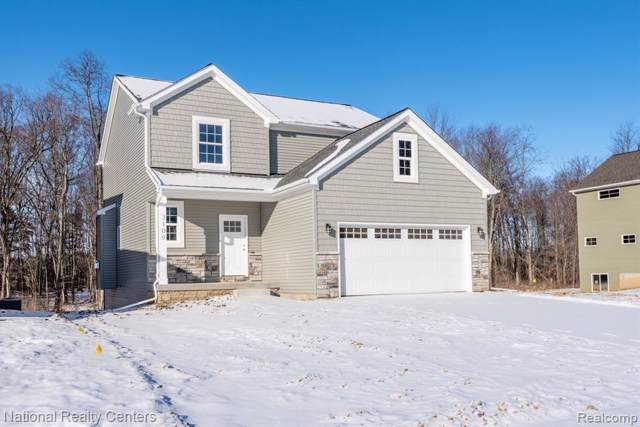 369 Beaver Run, Holly Twp, MI 48442 (#219121359) :: The Buckley Jolley Real Estate Team
