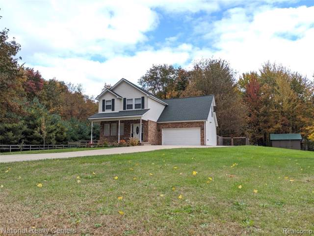21700 Dale Drive, Sumpter Twp, MI 48111 (#219121376) :: Team Sanford