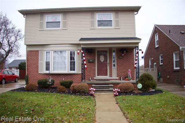 2282 23RD Street, Wyandotte, MI 48192 (#219121431) :: Duneske Real Estate Advisors