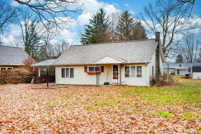 7520 Ann Arbor St, Dexter, MI 48130 (#543270255) :: GK Real Estate Team