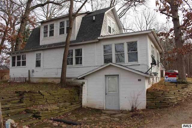 398 Oakwood Ave, Columbia, MI 49234 (#55201904402) :: The Alex Nugent Team | Real Estate One