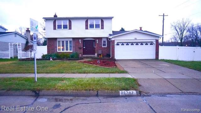 25797 Madden Street, Taylor, MI 48180 (#219121461) :: Duneske Real Estate Advisors
