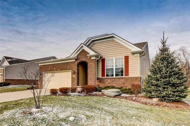 9356 Pine Valley Drive, Grand Blanc Twp, MI 48439 (#219121504) :: RE/MAX Nexus