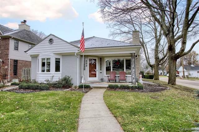 302 Maywood Avenue, Rochester, MI 48307 (#219121513) :: Team Sanford