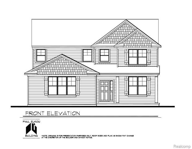 OOOO Aspen Woods Trail, Brighton, MI 48114 (#219121540) :: The Mulvihill Group