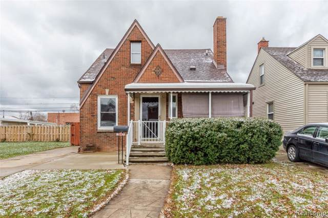 7447 Yinger Avenue, Dearborn, MI 48126 (#219121553) :: The Buckley Jolley Real Estate Team