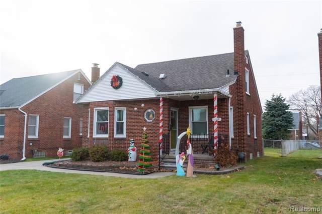3512 Mckinley Street, Dearborn, MI 48167 (#219121557) :: The Alex Nugent Team | Real Estate One