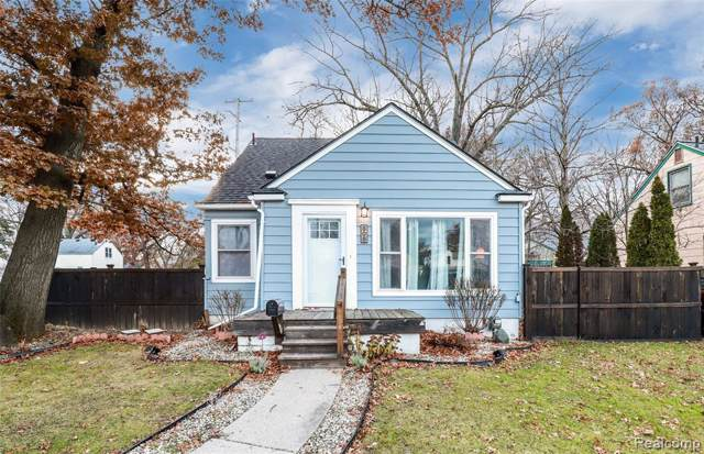 505 Gardendale Street, Ferndale, MI 48220 (#219121567) :: Springview Realty