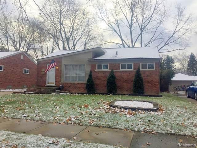 30233 Westfield Street, Livonia, MI 48150 (#219121613) :: The Buckley Jolley Real Estate Team