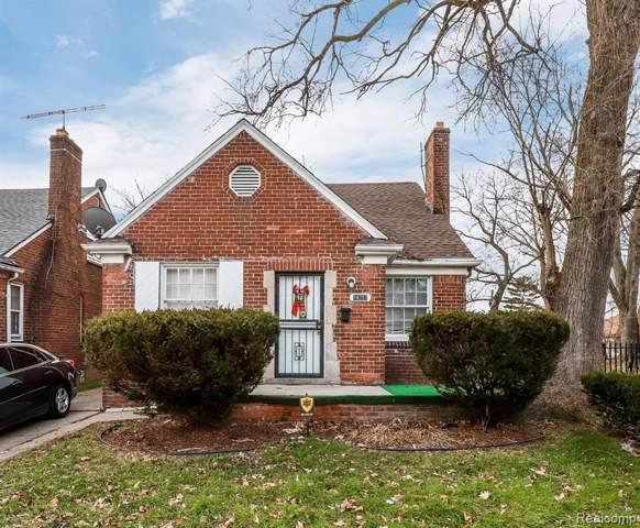 14757 Woodmont Avenue, Detroit, MI 48227 (#219121666) :: The Buckley Jolley Real Estate Team