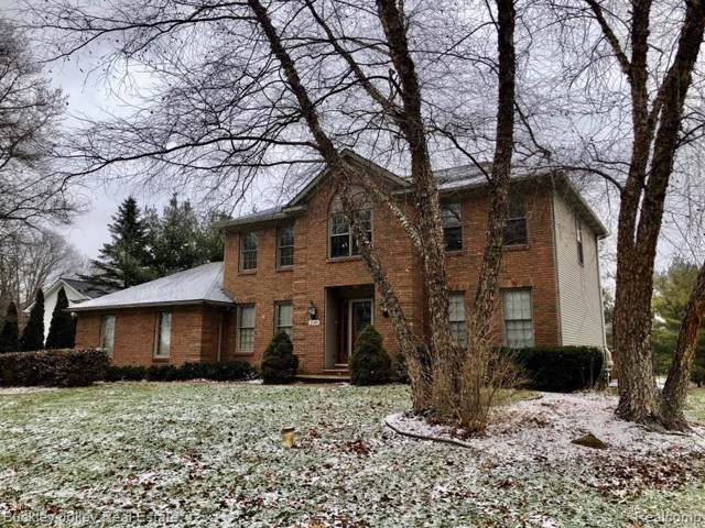 2549 Cades Cove, Brighton Twp, MI 48114 (#219121676) :: The Mulvihill Group