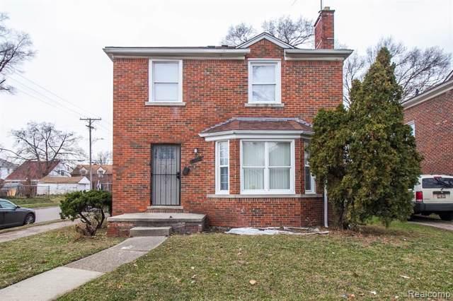 16501 Griggs Street, Detroit, MI 48221 (#219121687) :: The Alex Nugent Team | Real Estate One