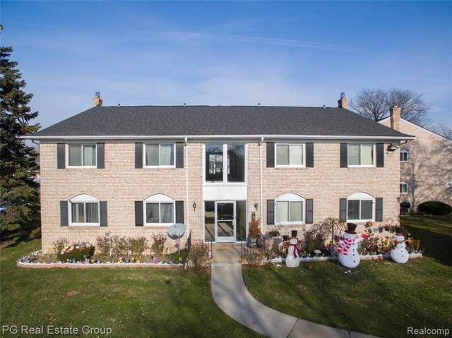 13905 Camelot Drive #2, Sterling Heights, MI 48312 (#219121708) :: Springview Realty