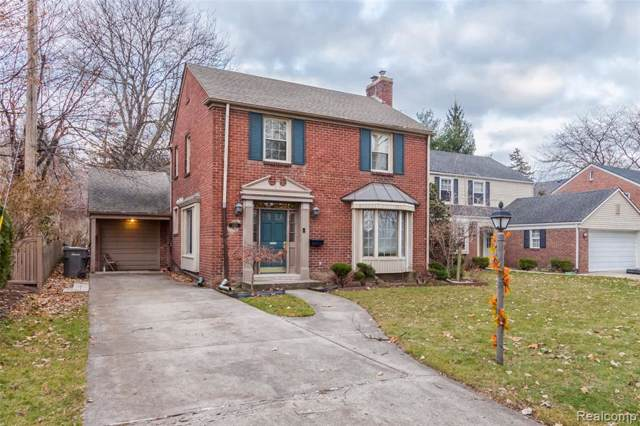 3456 Eastham Road, Dearborn, MI 48120 (#219121711) :: The Alex Nugent Team | Real Estate One