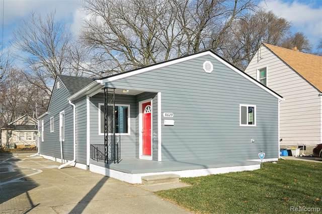 8629 Packard Avenue Avenue, Warren, MI 48089 (#219121746) :: The Buckley Jolley Real Estate Team