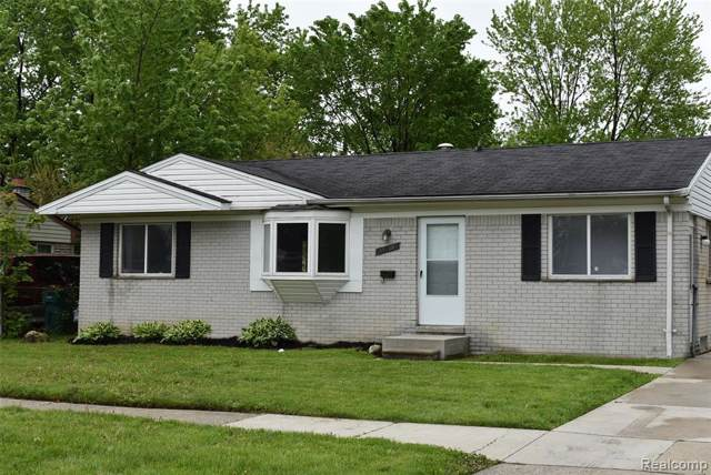 34707 Malcolm Street, Romulus, MI 48174 (#219121761) :: The Buckley Jolley Real Estate Team