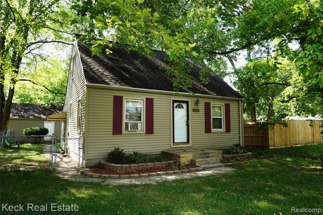 6790 Beech Daly Road, Taylor, MI 48180 (MLS #219121796) :: The Toth Team