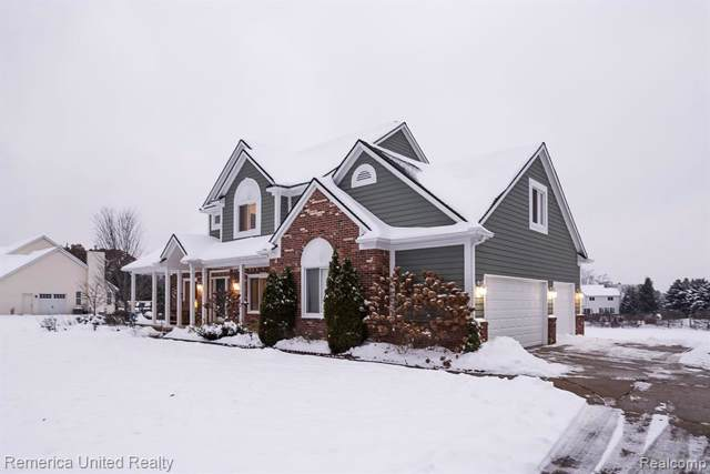 1910 Sundance Ridge, Marion Twp, MI 48843 (#219121805) :: The Buckley Jolley Real Estate Team
