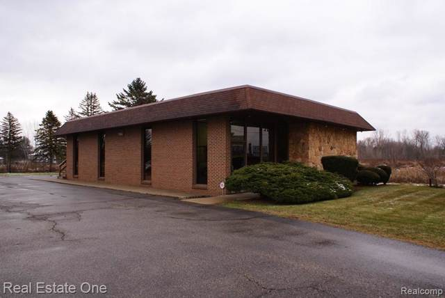 2222 N Lapeer Road, Mayfield Twp, MI 48446 (#219121813) :: The Mulvihill Group