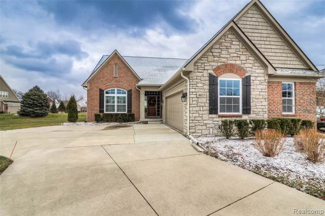 4011 Ardsley Court, Independence Twp, MI 48348 (#219121839) :: The Mulvihill Group