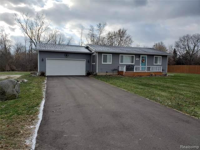 8406 E Lippincott Boulevard, Davison Twp, MI 48423 (#219121868) :: GK Real Estate Team