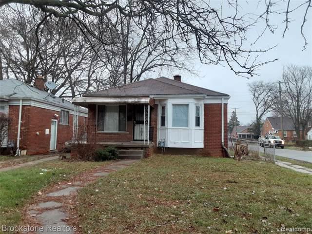 12000 Stahelin Avenue, Detroit, MI 48228 (#219121886) :: RE/MAX Nexus