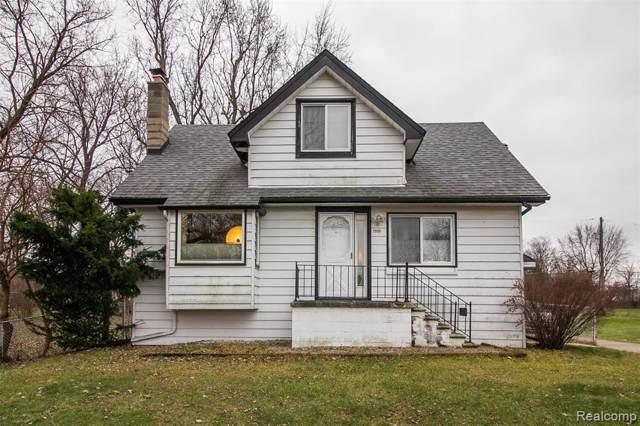 29105 Bretton St, Livonia, MI 48152 (#219121887) :: The Buckley Jolley Real Estate Team