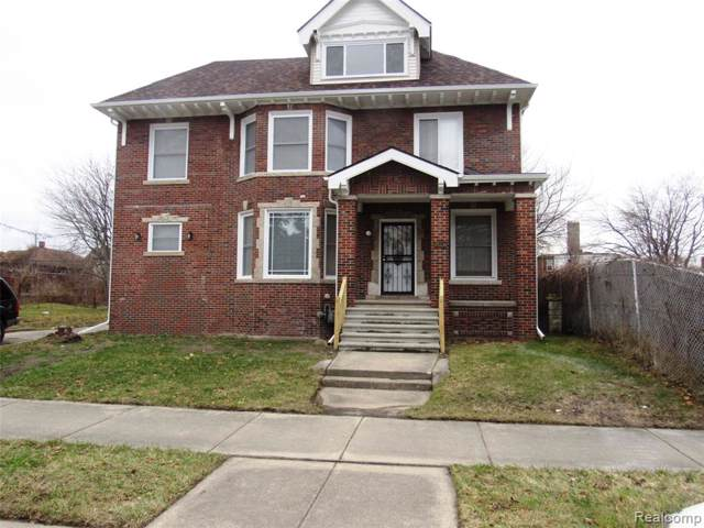 915 E Grand Boulevard, Detroit, MI 48207 (#219121909) :: RE/MAX Nexus