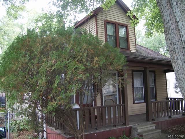 16821 Woodbine Street, Detroit, MI 48219 (#219121921) :: The Buckley Jolley Real Estate Team