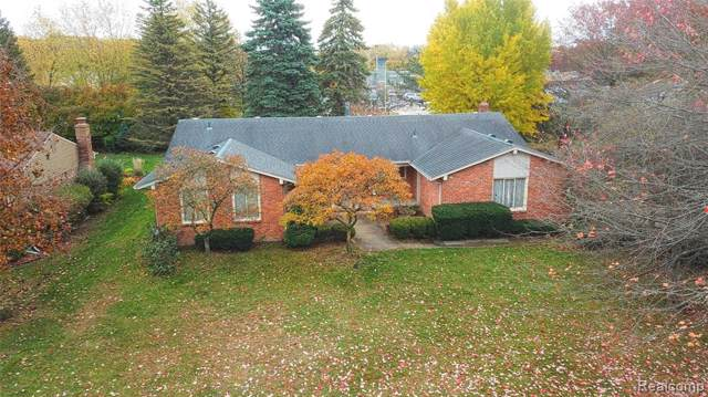 17202 Vacri Lane, Livonia, MI 48152 (#219121977) :: The Buckley Jolley Real Estate Team
