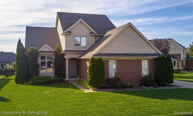51615 Willow Springs Drive, Macomb Twp, MI 48042 (MLS #219121999) :: The Toth Team