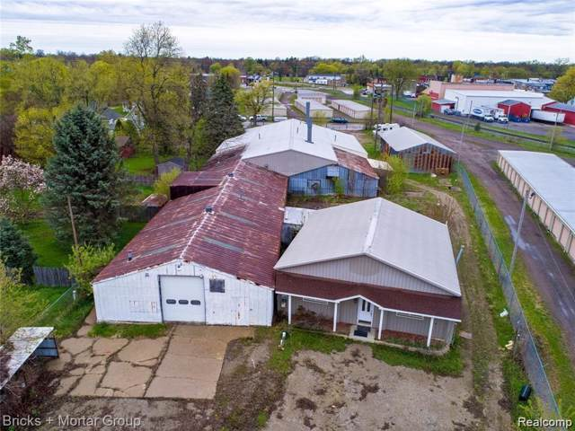 403 State Street, Owosso, MI 48867 (#219122014) :: The Alex Nugent Team | Real Estate One