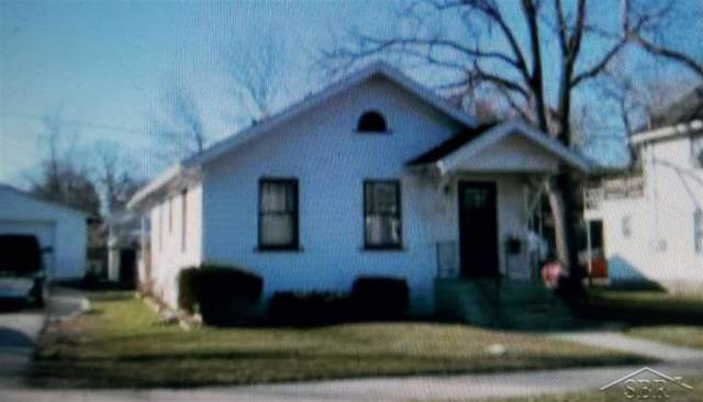 613 N Woodbridge, Saginaw, MI 48602 (#61050001756) :: RE/MAX Nexus