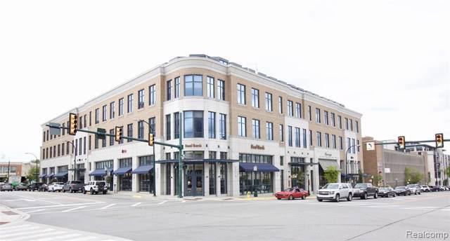 327 N Old Woodward Avenue #419, Birmingham, MI 48009 (#219122027) :: The Buckley Jolley Real Estate Team