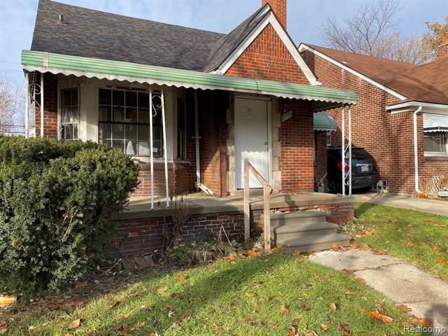 9195 Prest Street, Detroit, MI 48228 (#219122059) :: The Alex Nugent Team | Real Estate One