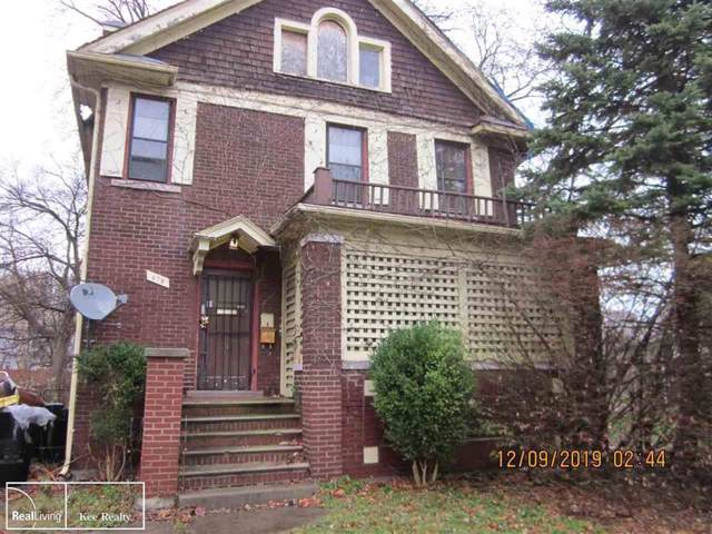 472 Lakewood, Detroit, MI 48215 (#58050001775) :: RE/MAX Nexus