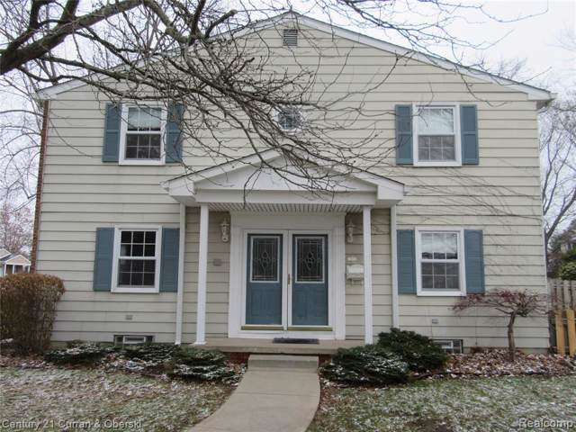 19717 Hayes Court, Northville Twp, MI 48167 (#219122063) :: The Buckley Jolley Real Estate Team