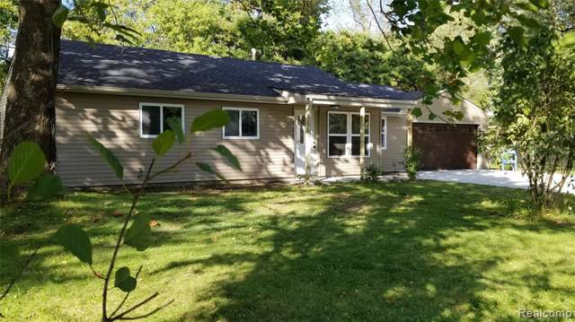 6976 Tappon Dr Drive, Independence Twp, MI 48346 (#219122088) :: Springview Realty