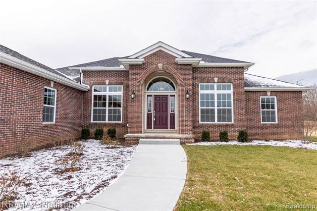 8600 Mangrove Way, Putnam Twp, MI 48169 (#219122154) :: The Mulvihill Group